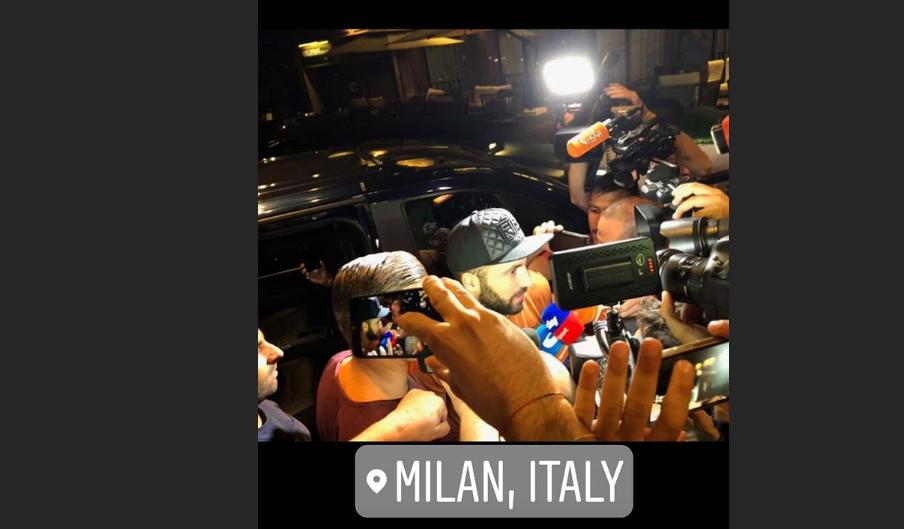 Il Milan riparte da Higuain: le prime parole da rossonero dell'attaccante