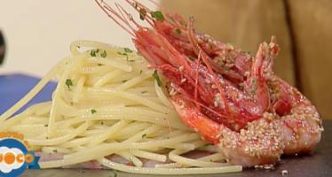 la prova del cuoco spaghetti
