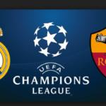 Partite in tv oggi, su Rai 1 torna la Champions: Real Madrid-Roma in diretta
