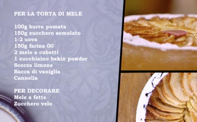 Ricetta Torta Di Mele Bake Off Italia.Bake Off Extra Dolce La Torta Di Mele Con Frolla Di Damiano Foto Ultime Notizie Flash