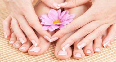 trattamento detossinante delle unghie