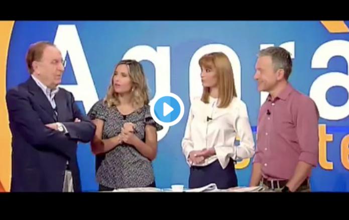 Carlotta Mantovan Emozionata E Pronta Al Debutto In Rai Con Tutta Salute Foto Ultime Notizie Flash