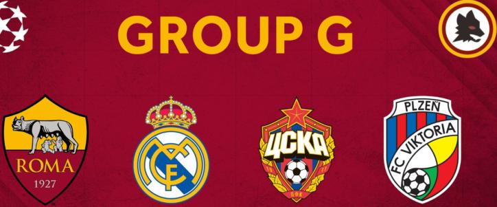 Calendario Roma.Champions League 2018 2019 Girone G Il Focus Sul Gruppo