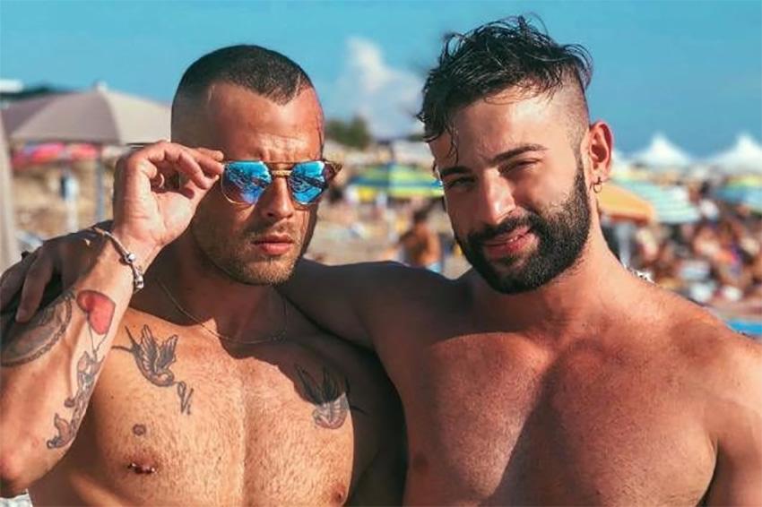 vito conversano amici gay