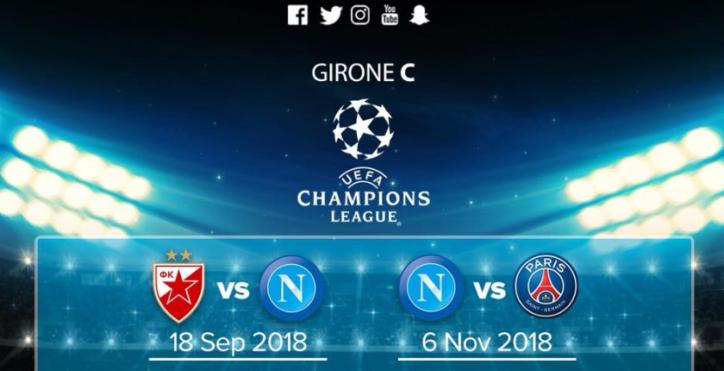 Calendario Quarti Di Finale Champions League.Champions League 2018 2019 Girone C Il Focus Sul Gruppo Del