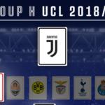Champions League 2018/2019 girone H: il focus sul gruppo della Juventus con il calendario delle gare