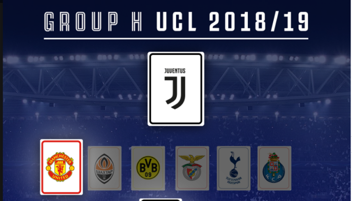Calendario Partite Champions.Champions League 2018 2019 Girone H Il Focus Sul Gruppo