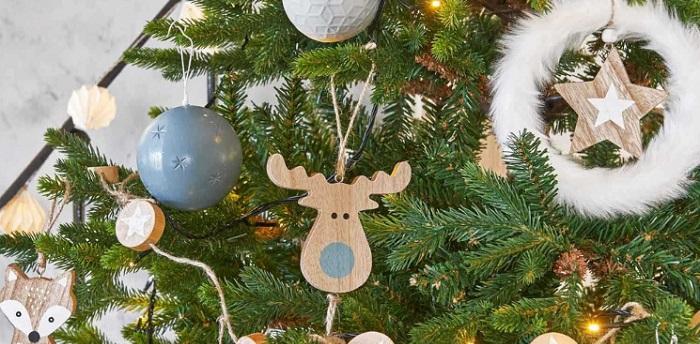 9b9cdafbc6c9bf Come decorare l'albero di Natale 2018: idee da Maison du Monde (FOTO) |  Ultime Notizie Flash