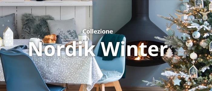 Decorazioni Natalizie Maison Du Monde.Idee Decorazioni Natale 2018 Nordik Winter Un Natale