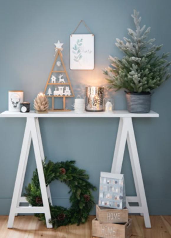 Decorazioni Natalizie Maison Du Monde.Idee Decorazioni Natale 2018 Nordik Winter Natale Versione