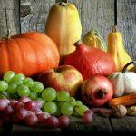 novembre, frutta e ortaggi