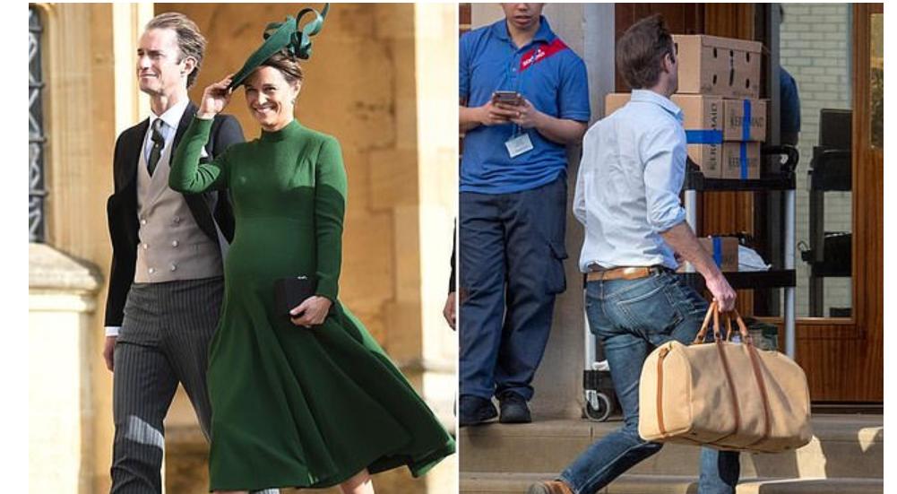 Pippa Middleton ha partorito: Kate Middleton diventa zia di un maschietto