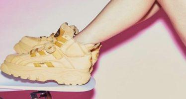 buffalo, sneakers alte anni '90