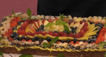 torta mainardi al gf vip