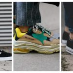 modelli sneakers autunno 2018