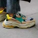 sneakers tendenze autunno 2018