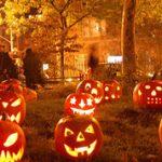 halloween luci e candele per decorare casa