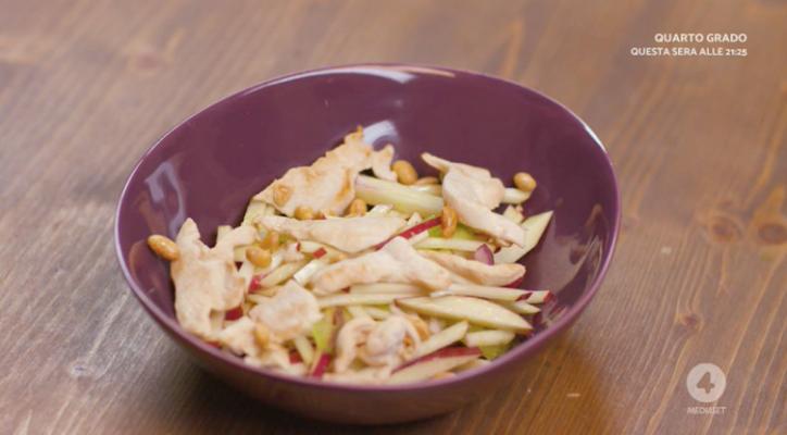 zuppa di sedano e pollo dimagrante
