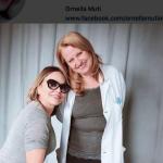 Ornella Muti in ospedale, Naike Rivelli ringrazia i medici (Foto)