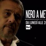Nero a Metà la nuova fiction di Rai 1 con Claudio Amendola: le anticipazioni