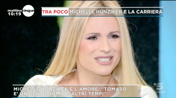 Michelle hunziker