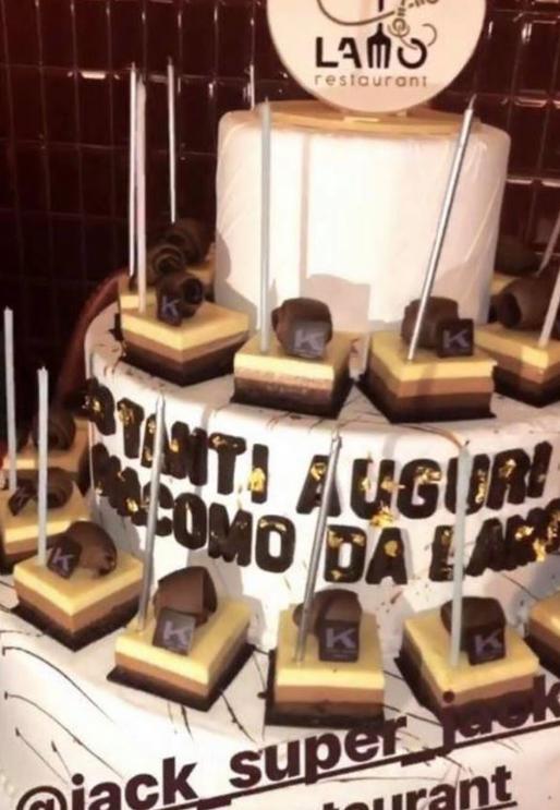 Giacomo Bettarini maggiorenne, la festa di compleanno del figlio di Simona Ventura e Stefano Bettarini (Foto)
