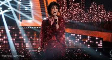 tale e quale show angelucci liza minnelli