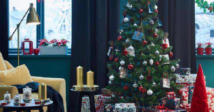 Albero Di Natale Ikea 2018.Albero Di Natale 2018 Le Bellissime Decorazioni Di Ikea Per Stupire