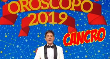 oroscopo paolo fox 2019 cancro