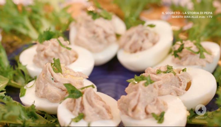 uova ripiene ricette all'italiana