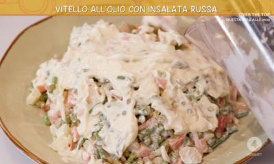 insalata russa ricette all'italiana