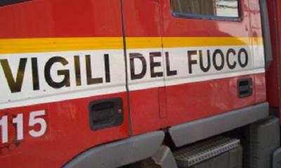 incendio istituto palazzolo milano