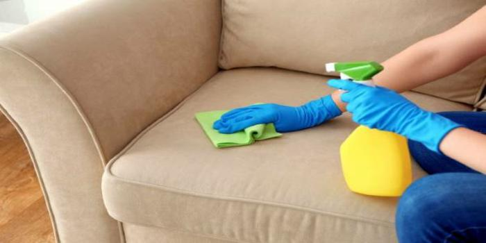 come pulire i divani