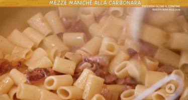 pasta alla carbonara ricette all'italiana