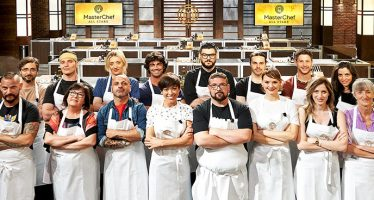 Masterchef all stars italia cast