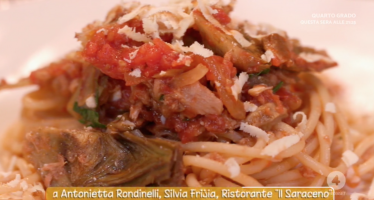 spaghetti ricette all'italiana