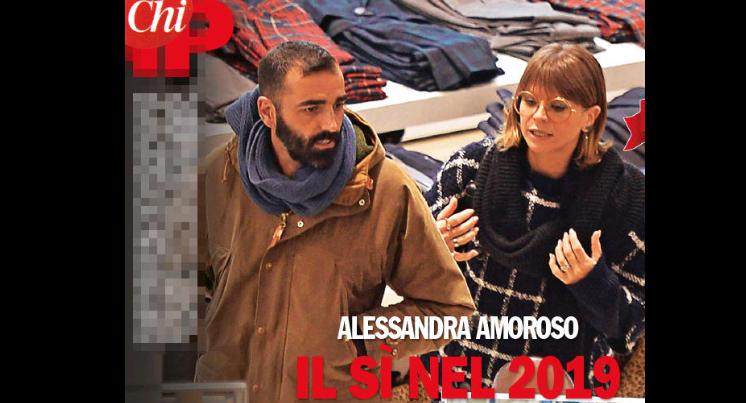 Alessandra Amoroso e Stefano Settepani shopping e baci ma sembra ci sia anche altro per la cantante (Foto)
