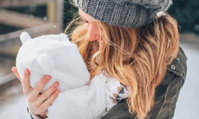 come vestire neonato inverno