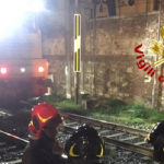 incidente ferroviario firenze operai feriti