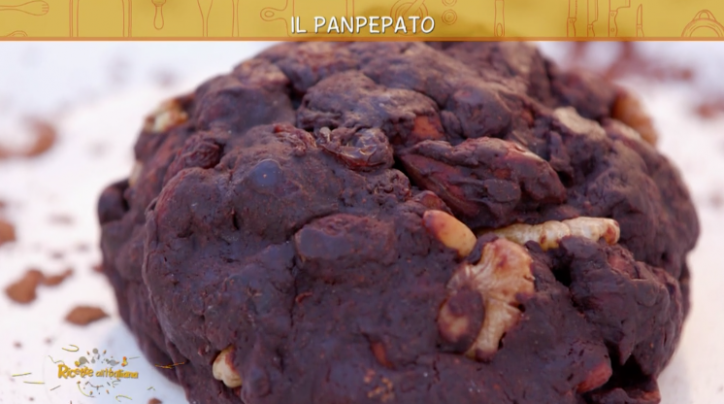 ricette all'italiana pan pepato