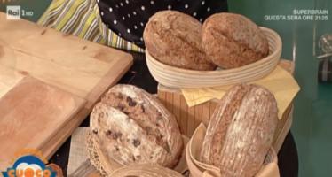 la prova del cuoco pane