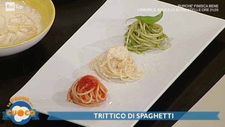 spaghetti marco bottega