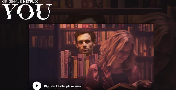 Frasi Di Natale Gossip Girl.You Serie Su Netflix Trama Completa 10 Episodi Prima Stagione E