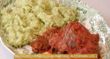 purè patate e broccoli ricette all'italiana