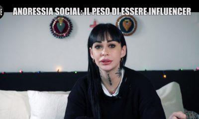 Valentina Dallari Le Iene Anoressia