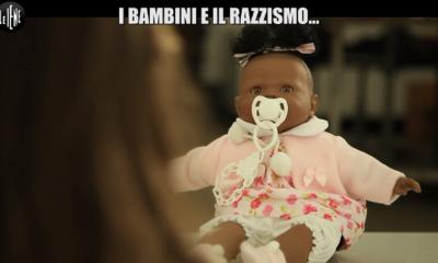 razzismo bambini le iene bambole