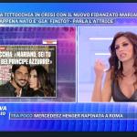 Da Pomeriggio 5 Emanuela Tittocchia attacca Mariano Catanzaro che risponde da Instagram