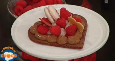 la prova del cuoco san valentino