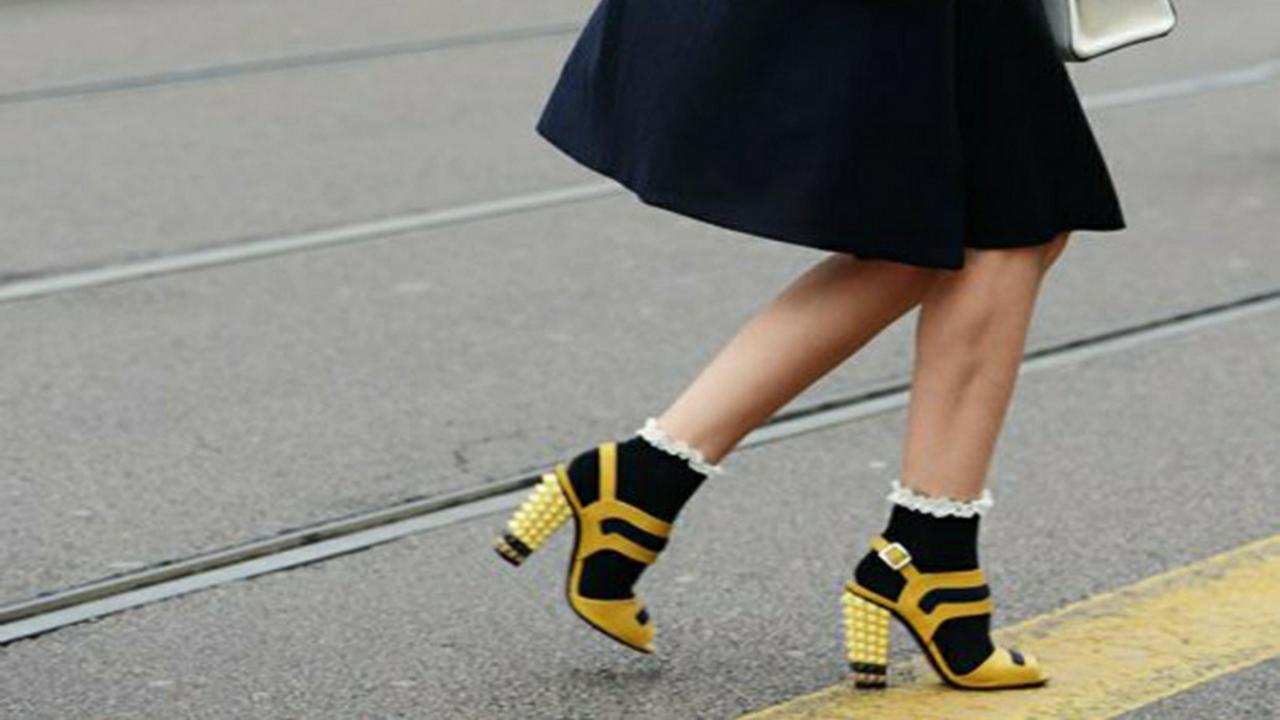 come mantenre i calzini nuovi