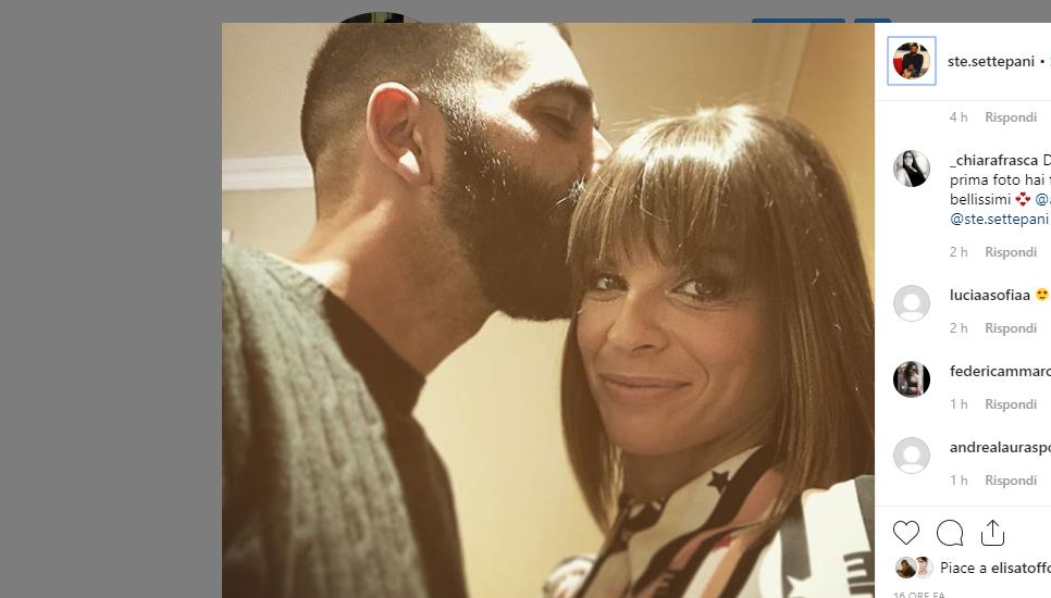 Alessandra Amoroso e Stefano Settepani: arriva la prima dedica social con foto